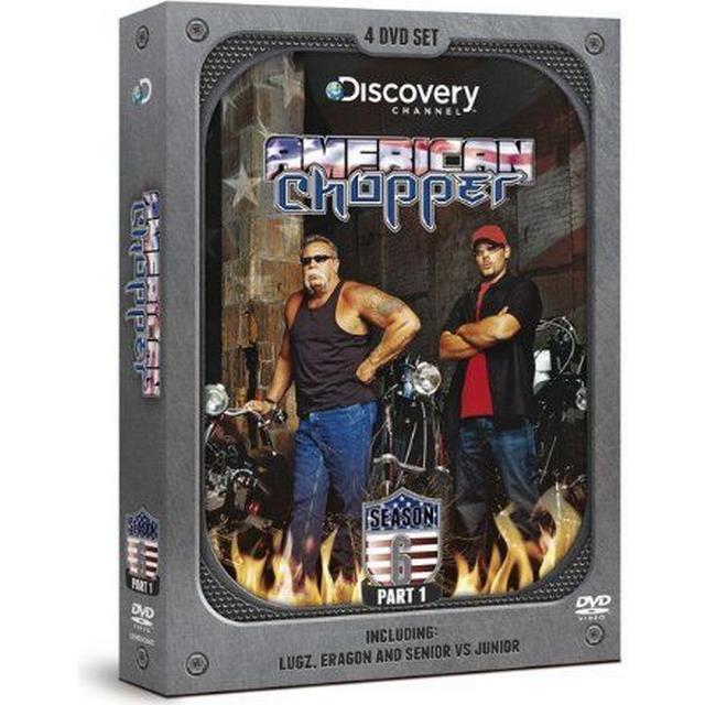 American Chopper Series 6 Part 40-42 [DVD]